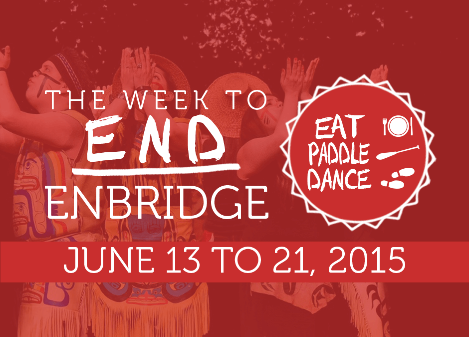 What if there was a Week to End Enbridge?