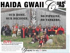 calendar haida