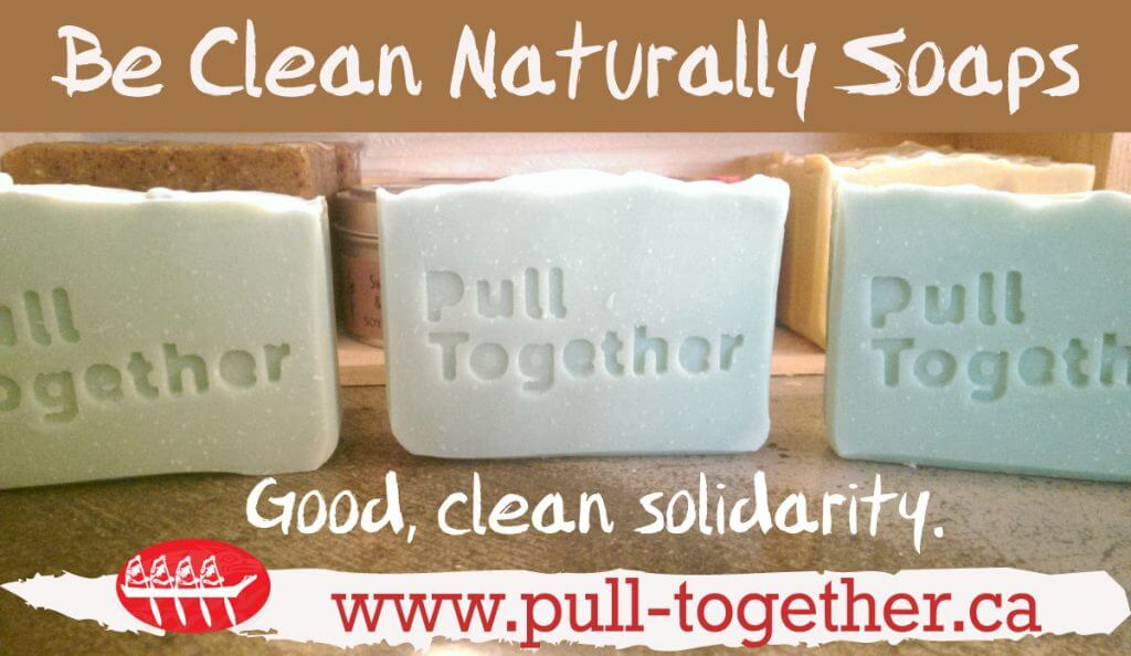 Pull-Together-Soap